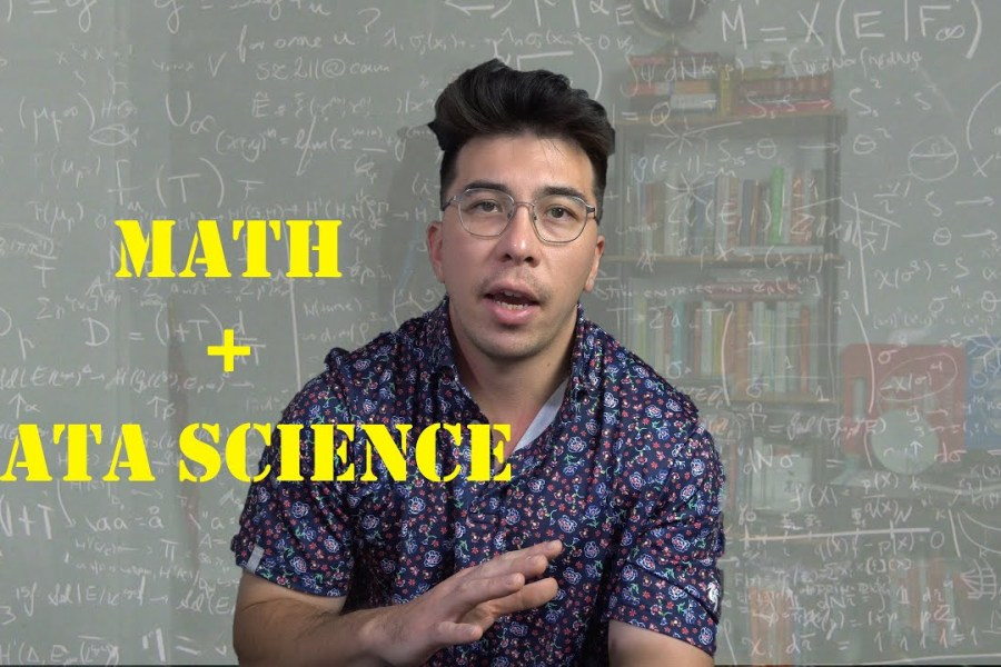 Math Needed for Mastering Data Science