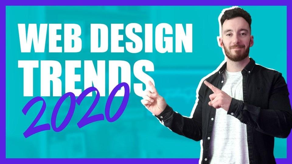 Web Design Trends 2020 | Website design 2020 Predictions (plus examples)