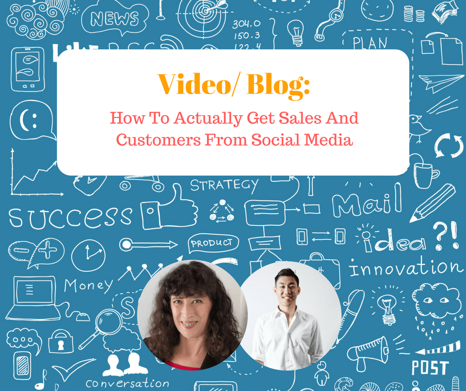 [Video Interview] Get Customers From Social Media Marketing