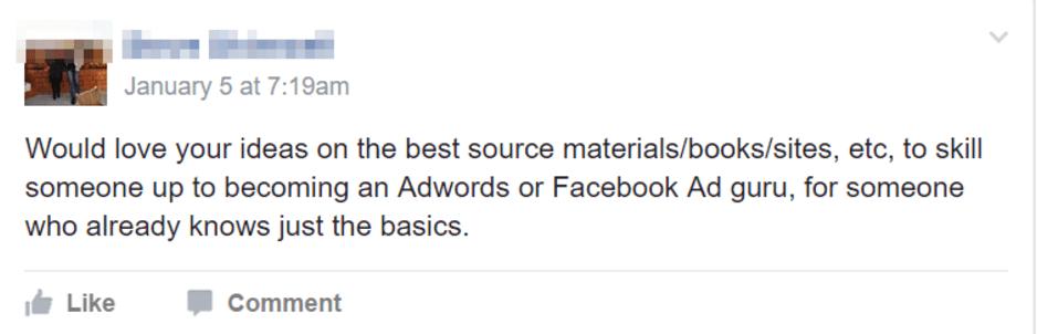 best marketing resources for Google Ads or Facebook Ads