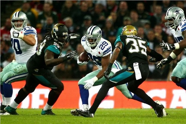 Cowboys Vs Jaguars In London Recap The Growth Of A Game