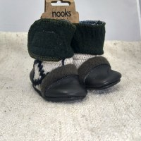 nooks green and black 0-6m