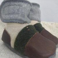 Nooks green and grey 12-18m