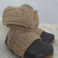 Nooks chunky brown 6-12m