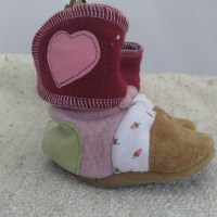 Nooks red and pink 0-6m