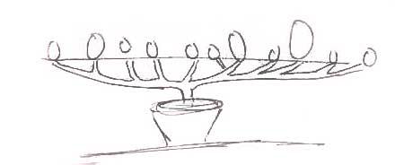 Hand Drawn diagram of Scrog - by LBH