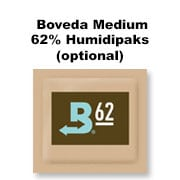 """Boveda 62"" Humidipaks - forumalated for curing and storing cannabis because it helps control humidity so automatically stays in the right range."