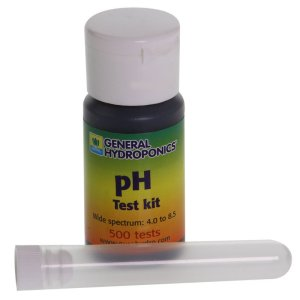 PH TEST Manuale