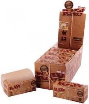 RAW Rolls 12