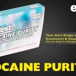 EZ-Test Cocaine Purity 10
