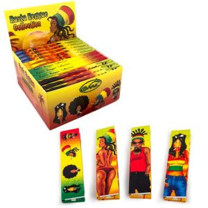 Rasta Reggae K S 24 Pz con Filtri