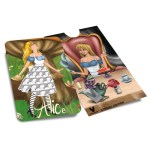 ALICE IN GRINDERLAND GRINDER CARD