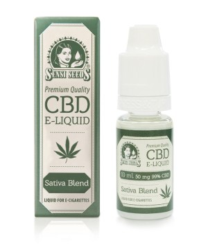 Sensi Seeds CBD E-Liquid 50mg