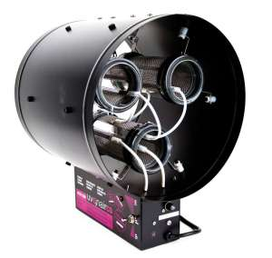 OZONIZZATORE UVONAIR CD-1200 US-3 DIAMETRO 300MM 3000MC