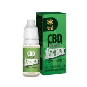 E-Liquid CBD 100mg 10ml con Terpeni