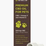 Olio di CBD per animali domestici