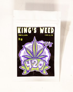 420 KING'S WEED