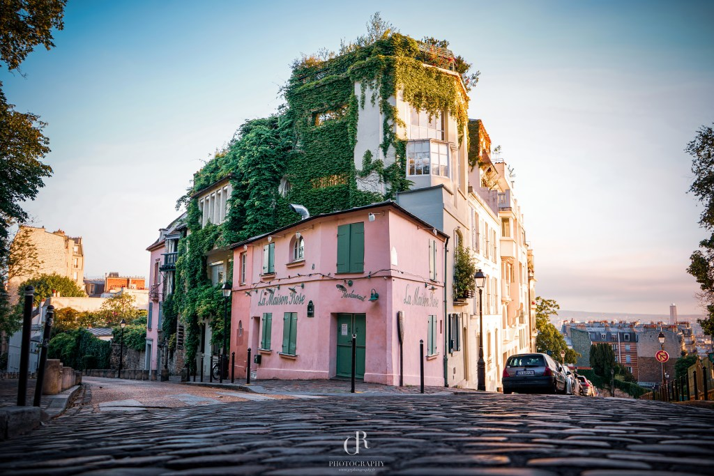 Maison Rose Paris