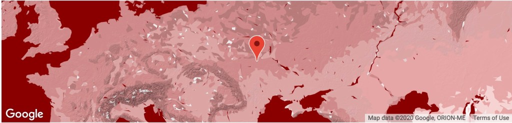 Location Berdichev Ukraine
