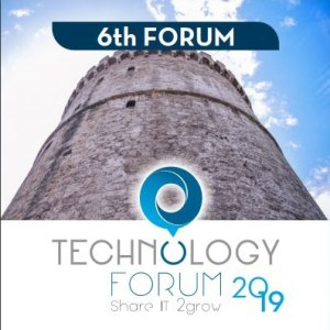 6ο Συνέδριο Πληροφορικής «Technology Forum» @ Α.Π.Θ. στη Θεσσαλονίκη