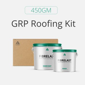 600gm GRP Roofing Materials Kit