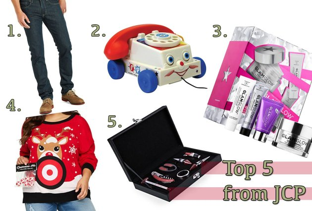 Finish your holiday shopping - JCPenney gift guide