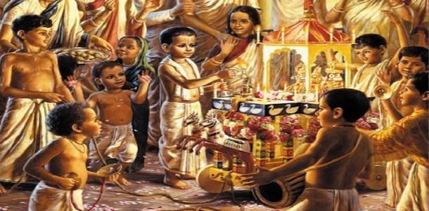 Mood of ratha yatra