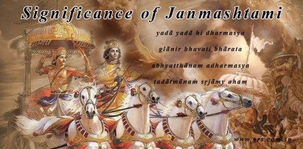 Significance of Janmashtami
