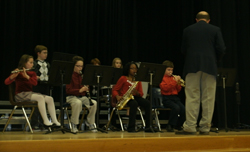 Greater Richmond Homeschool Band