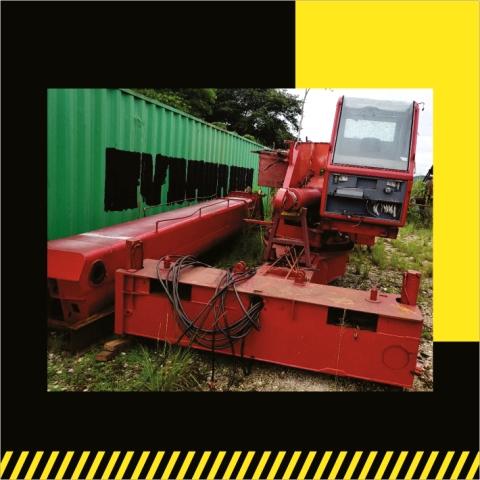 Compact truck CT2- Venta de partes- grúas SHL