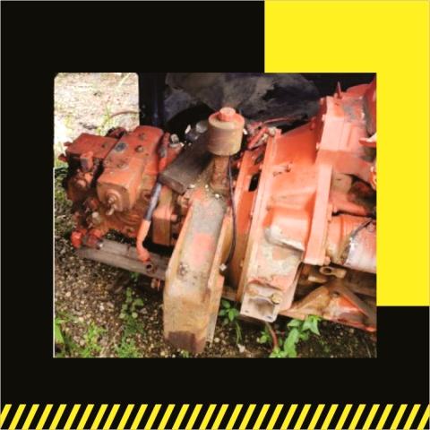 Motor MAN 1- Venta de Partes-Grúas SHL