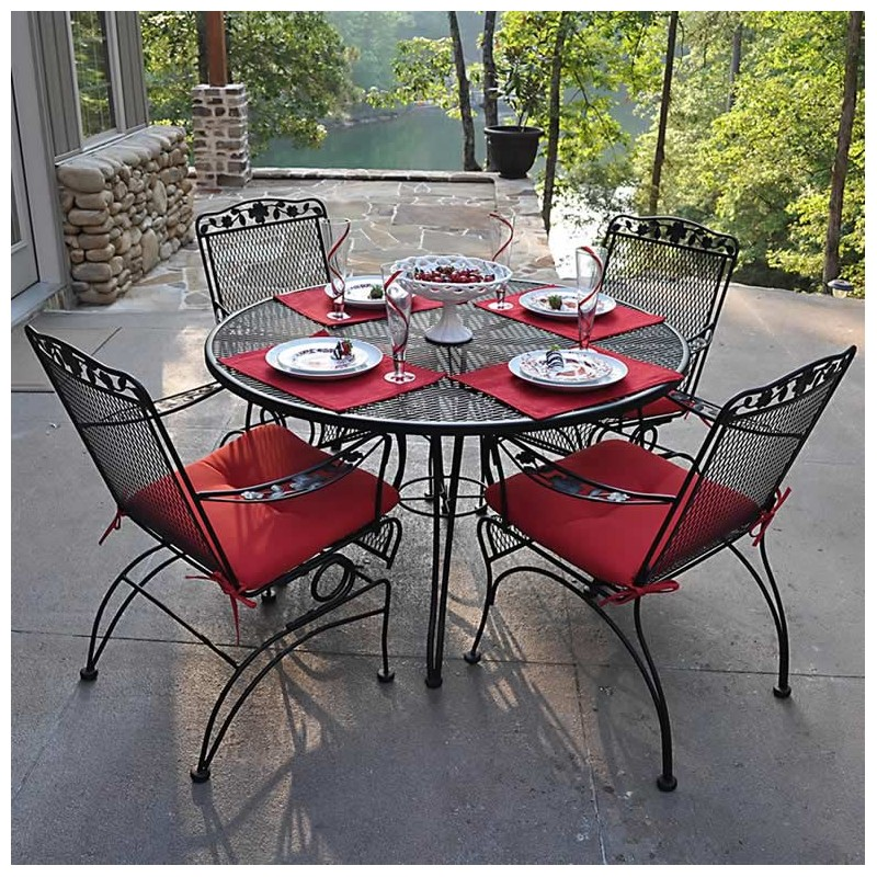 Dogwood Outdoor Dining Set Grubbs Furniture And Appliances