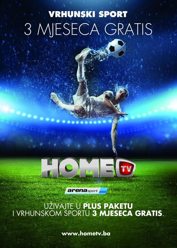 Plakat Arena Sport gratis