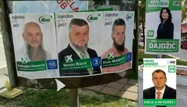 Životopisni kandidati na lokalnim izborima u BiH