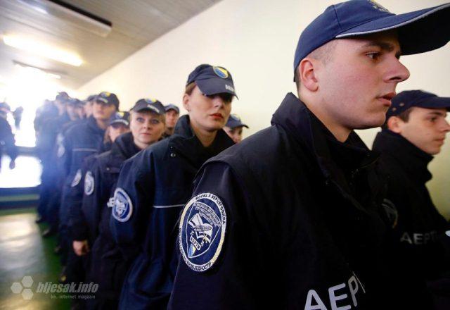 Granična policija se pojačala sa sto kadeta 3