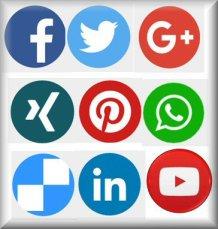 Werbung in sozialen Medien