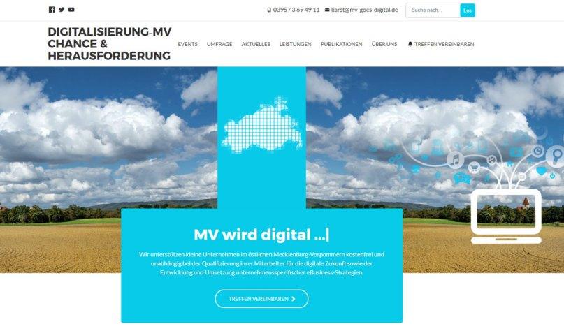 MV goes digita