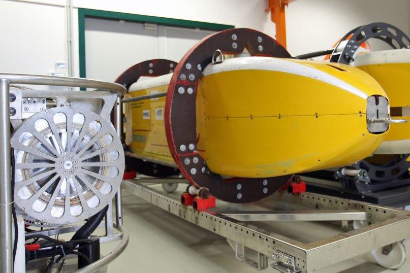 Unterwasserfahrzeug DORIS