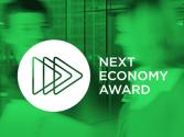 Logo des Next Economy Awards 2016
