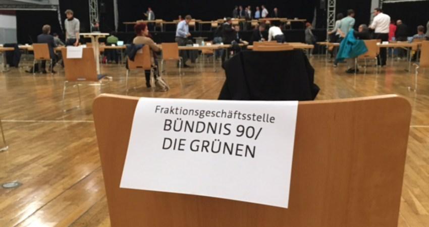 Stadtrat in der Thüringenhalle
