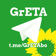 GrETA | Grüne Erfurt Telegram Abo