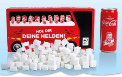 24 Zuckerhelden – Kein Kindermarketing für Ungesundes mit Neuer, Schweinsteiger & Co.!