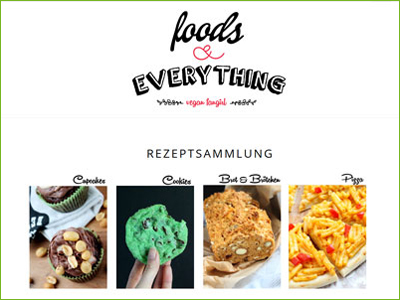 Foods And Everything