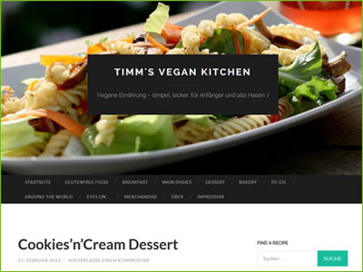 Timm's Vegan Kitchen