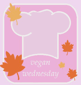 Vegan Wednesday - Das Herbst-Logo