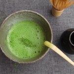 Die Zubereitung von Matcha-Tee