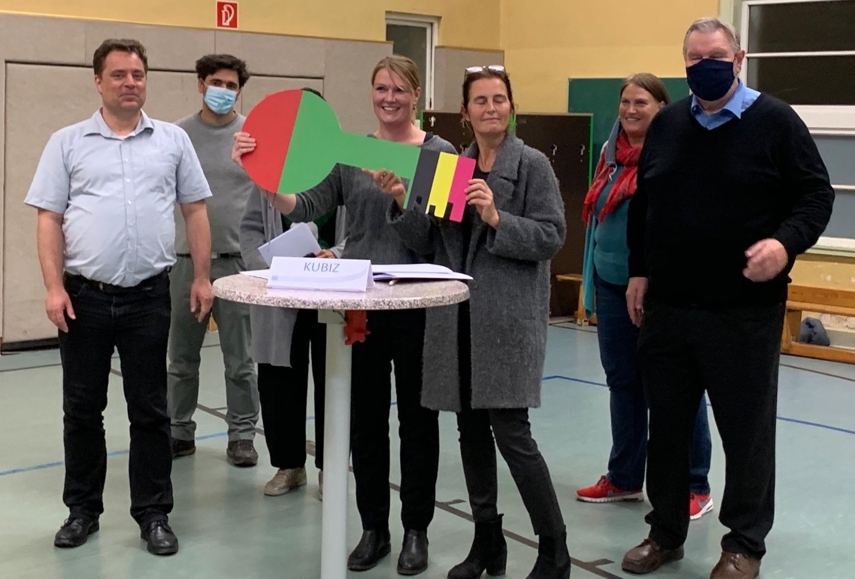 Ehemalige Schule Lienaustraße in Berne wird Stadtteilzentrum