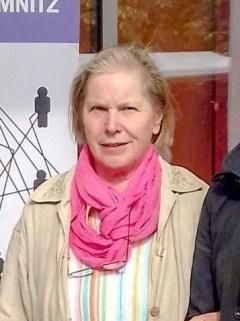 Renate Madig vom seniorenpolitischen Netzwerk in Chemnitz