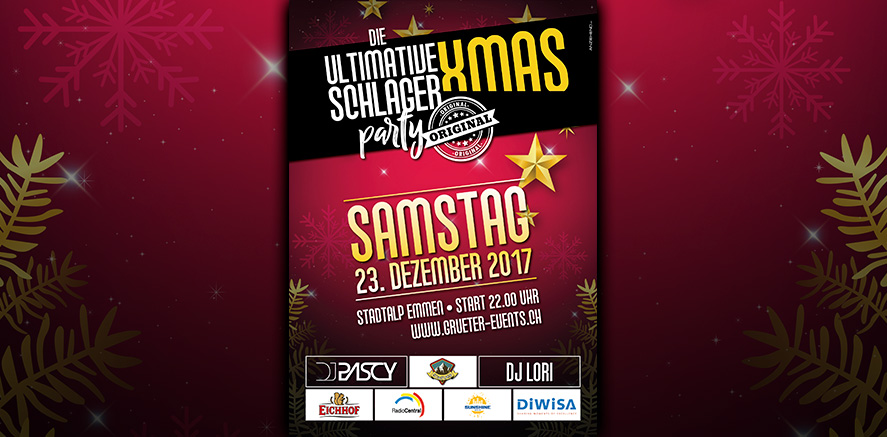 DIE ULTIMATIVE XMAS SCHLAGER PARTY – DAS ORIGINAL