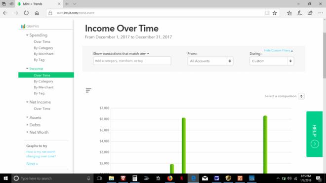 Track Your Money (Part 4): Mint All Breakdown - grumpusmaximus com